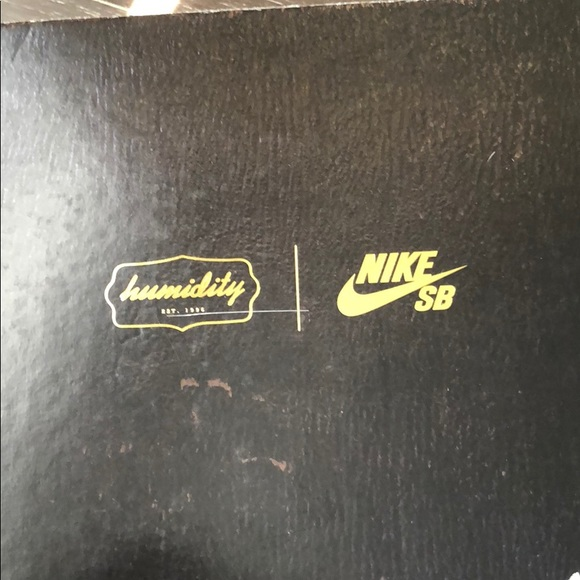 premium selection dde35 bf665 100% Deadstock Nike dunk high humidity special box NWT